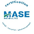Logo certification mase